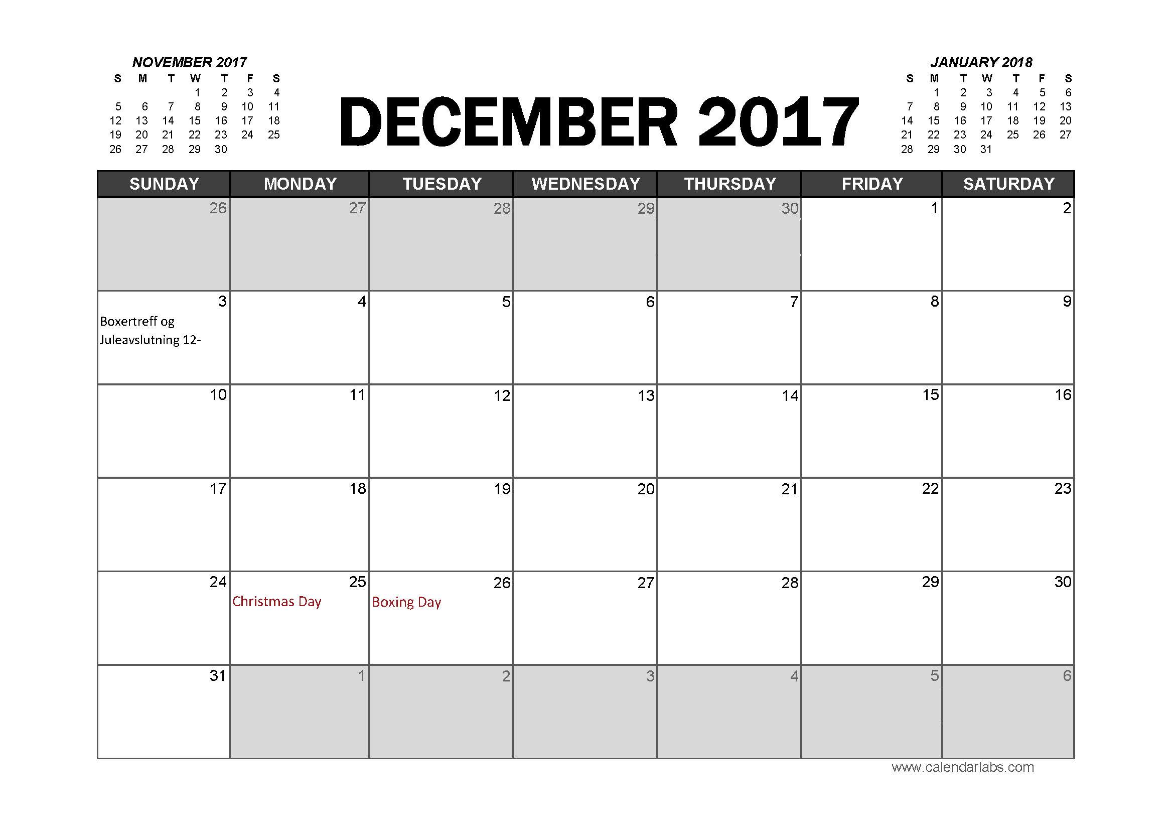 Desember 2017
